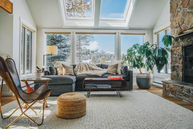 2445 Curley Bear Road, Big Sky, MT 59716 (MLS #348919) :: Hart Real Estate Solutions