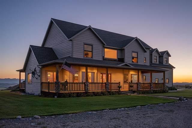 827 Wierda Way, Manhattan, MT 59741 (MLS #348940) :: Hart Real Estate Solutions
