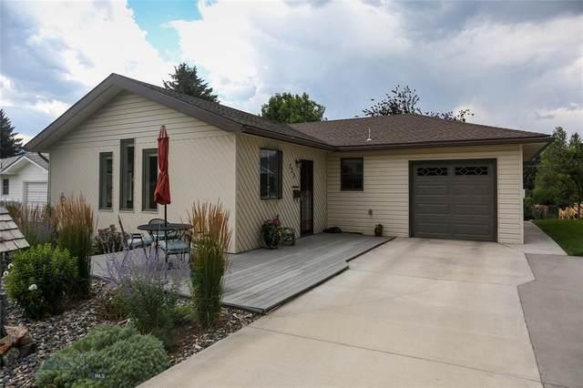 723 N 2nd Street, Livingston, MT 59047 (MLS #348944) :: Montana Life Real Estate