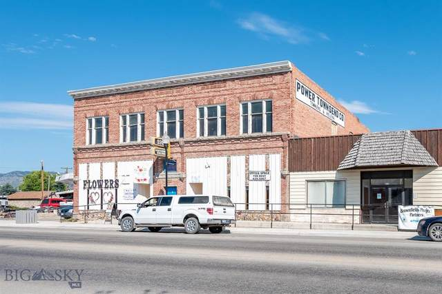 415 Broadway Street, Townsend, MT 59644 (MLS #348983) :: Montana Home Team
