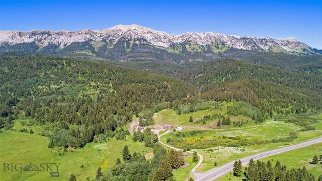 13777 Bridger Canyon Road, Bozeman, MT 59715 (MLS #348987) :: Black Diamond Montana