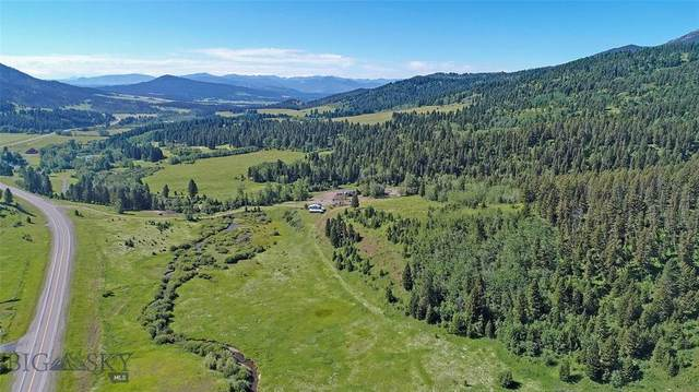 13777 Bridger Canyon Road, Bozeman, MT 59715 (MLS #348988) :: Black Diamond Montana