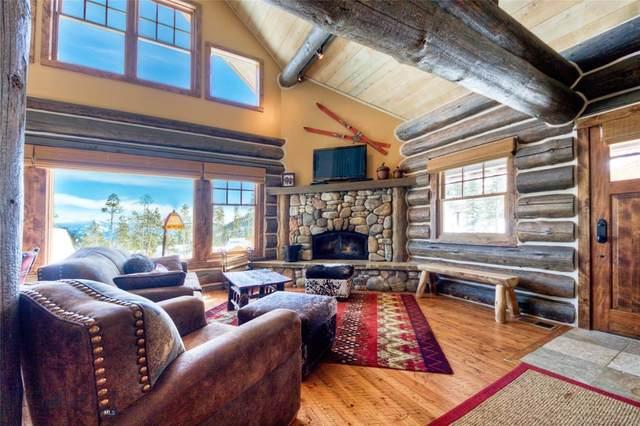 15 Manitou Loop #15, Big Sky, MT 59716 (MLS #349015) :: Hart Real Estate Solutions