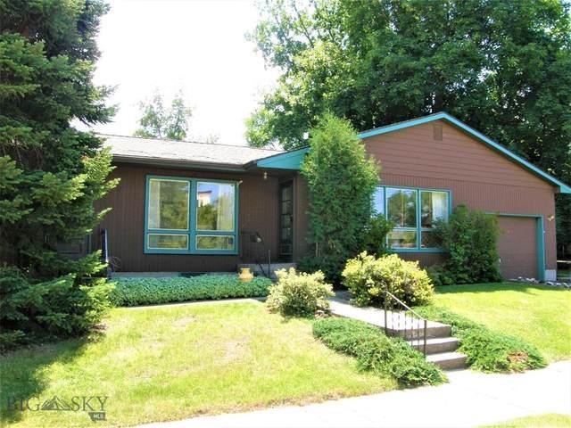 806 W Alderson Street, Bozeman, MT 59715 (MLS #349020) :: Hart Real Estate Solutions