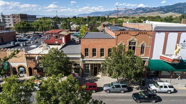 127 & 129 E Main Street, Bozeman, MT 59715 (MLS #349021) :: Coldwell Banker Distinctive Properties