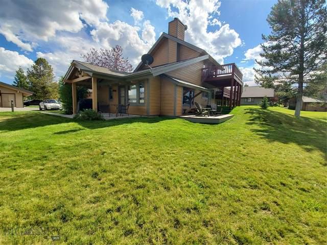 2225 Black Otter Road #51, Big Sky, MT 59716 (MLS #349061) :: Hart Real Estate Solutions