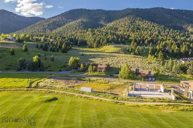 TBD Little Coyote, Big Sky, MT 59716 (MLS #349065) :: Hart Real Estate Solutions