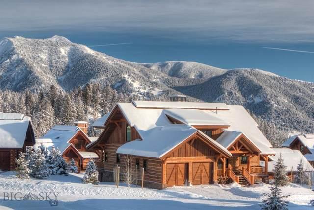 77 Tanager Fork 29, Big Sky, MT 59716 (MLS #349072) :: Black Diamond Montana