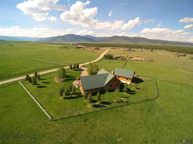 250 Mountain Vista Drive, West Yellowstone, MT 59758 (MLS #349079) :: Hart Real Estate Solutions