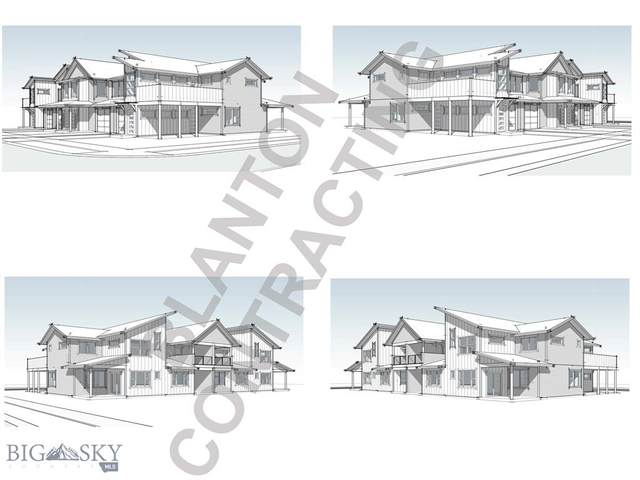 TBD Meriwether Avenue A-D, Bozeman, MT 59715 (MLS #349113) :: Black Diamond Montana