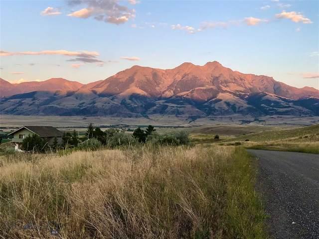 TBD Arcturus Drive, Emigrant, MT 59027 (MLS #349119) :: Black Diamond Montana