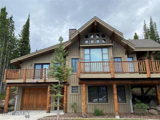 6 Mountain Home Road, Big Sky, MT 59716 (MLS #349120) :: Black Diamond Montana