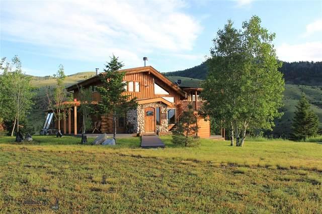 342 Rock Creek Road S, Emigrant, MT 59027 (MLS #349125) :: Black Diamond Montana
