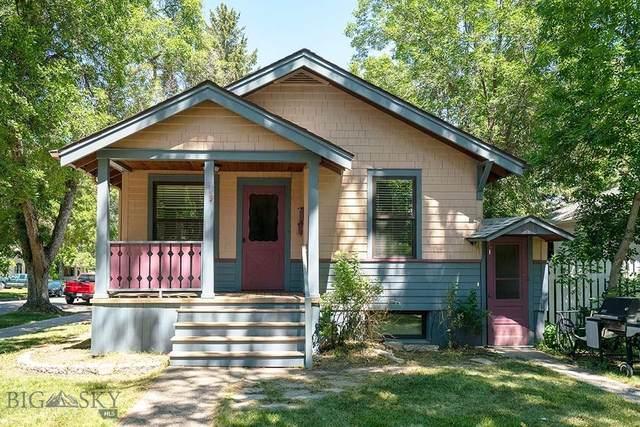 619 W Harrison Street, Bozeman, MT 59715 (MLS #349139) :: Black Diamond Montana