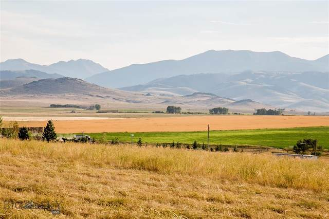 Lot 21 Hollowtop Vista, Harrison, MT 59735 (MLS #349160) :: Black Diamond Montana