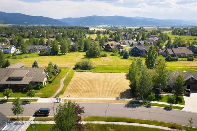 TBD Fieldview Circle, Bozeman, MT 59715 (MLS #349181) :: Black Diamond Montana