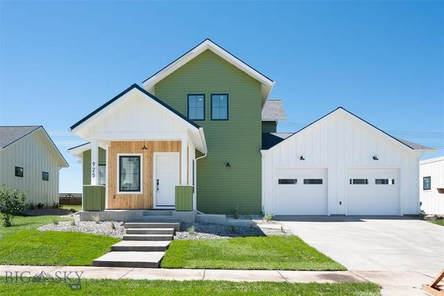 925 Auger Lane, Bozeman, MT 59718 (MLS #349187) :: Black Diamond Montana