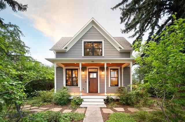 541 E Mendenhall Street, Bozeman, MT 59715 (MLS #349202) :: Hart Real Estate Solutions