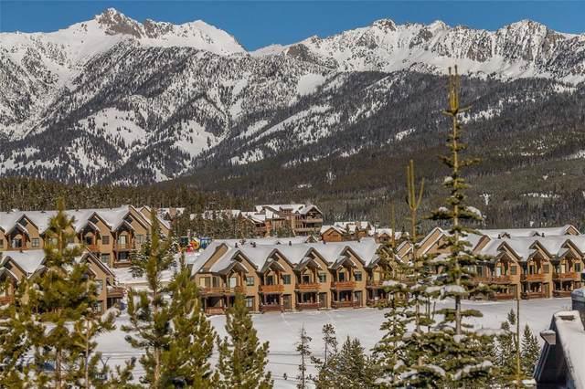 11 Saddle Ridge Rd #G4 (Legal G2), Big Sky, MT 59716 (MLS #349275) :: Black Diamond Montana