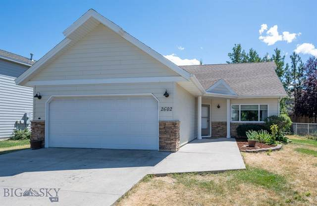 2602 Annie Street, Bozeman, MT 59718 (MLS #349279) :: Black Diamond Montana
