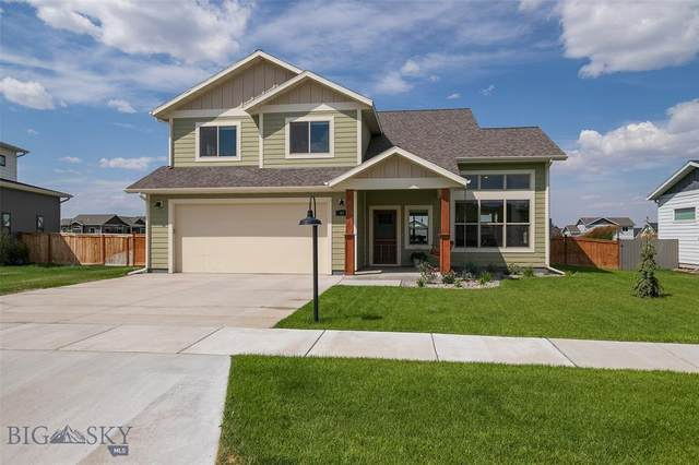 57 Snowy Owl Trail, Bozeman, MT 59718 (MLS #349280) :: Hart Real Estate Solutions