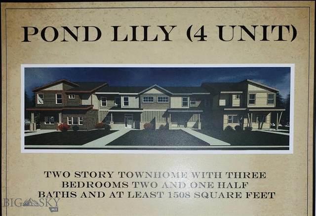 372 Pond Lily, Bozeman, MT 59718 (MLS #349300) :: Coldwell Banker Distinctive Properties