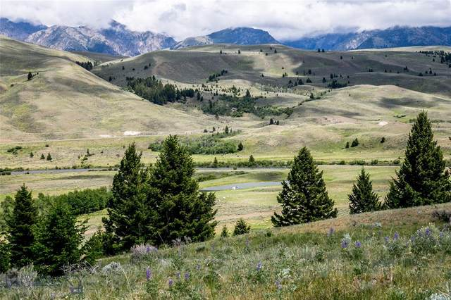 Lot 23 Sun West Ranch, Cameron, MT 59720 (MLS #349308) :: Montana Life Real Estate