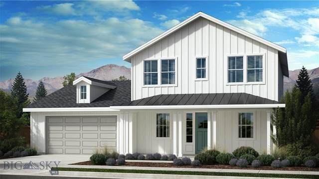 802 Butler Creek Avenue, Belgrade, MT 59714 (MLS #349314) :: Hart Real Estate Solutions