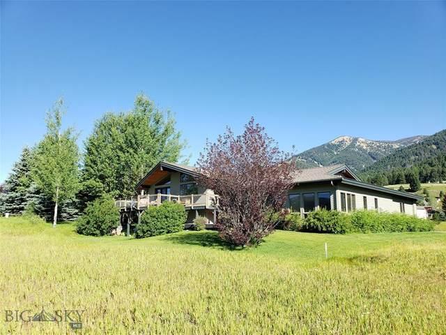 2330 Spotted Elk Road, Big Sky, MT 59716 (MLS #349318) :: Black Diamond Montana