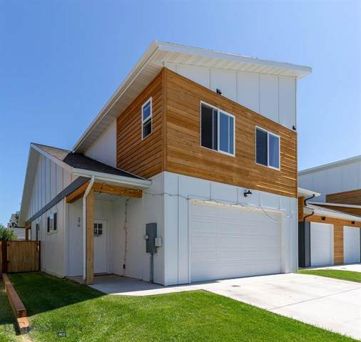 376 Meriwether Avenue, Bozeman, MT 59715 (MLS #349336) :: Black Diamond Montana