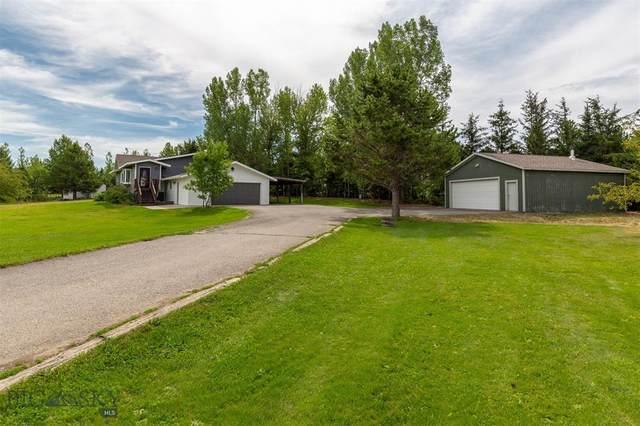 9512 Haggerty Lane, Bozeman, MT 59715 (MLS #349346) :: Hart Real Estate Solutions