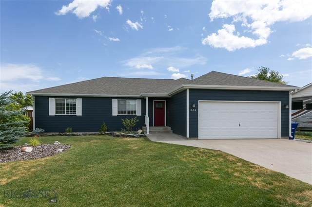 604 Nova Drive, Livingston, MT 59047 (MLS #349350) :: L&K Real Estate
