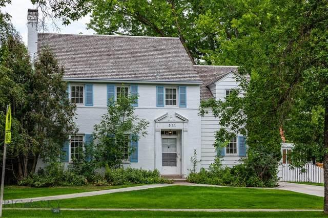 511 S Willson Ave, Bozeman, MT 59715 (MLS #349357) :: Hart Real Estate Solutions