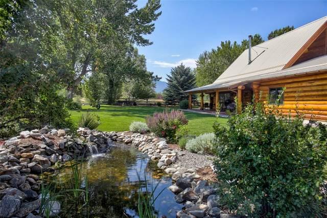 148 Elbow Creek Road, Livingston, MT 59047 (MLS #349386) :: Hart Real Estate Solutions