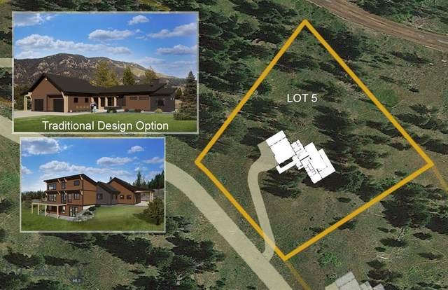 Lot 5 Prairie Fire Road, Gallatin Gateway, MT 59730 (MLS #349402) :: Hart Real Estate Solutions