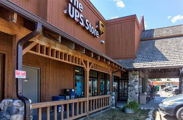 1106 W Park Street #20, Livingston, MT 59047 (MLS #349412) :: Black Diamond Montana