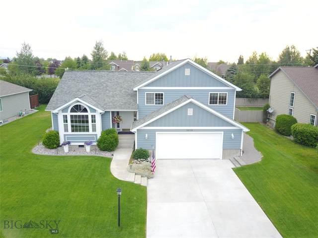 3215 Fieldstone Drive W, Bozeman, MT 59715 (MLS #349435) :: Hart Real Estate Solutions