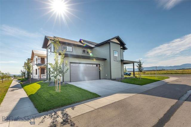 5437 Vaughn Drive, Bozeman, MT 59718 (MLS #349436) :: Montana Life Real Estate