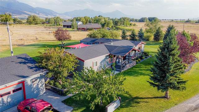 4314 Us Highway 89 S, Livingston, MT 59047 (MLS #349490) :: L&K Real Estate