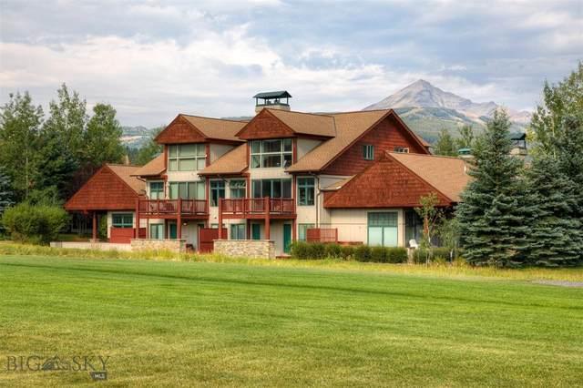 610 Curley Bear Road, Big Sky, MT 59716 (MLS #349506) :: Black Diamond Montana
