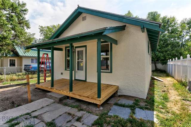 302/304 S K Street, Livingston, MT 59047 (MLS #349519) :: Hart Real Estate Solutions