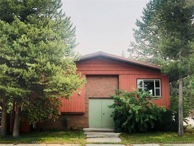 303 N Geyser Avenue, West Yellowstone, MT 59758 (MLS #349524) :: Hart Real Estate Solutions