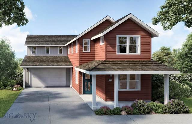 1560 New Holland Drive, Bozeman, MT 59715 (MLS #349531) :: L&K Real Estate