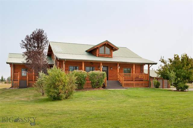 480 Moose Crossing Road, Gallatin Gateway, MT 59730 (MLS #349534) :: Hart Real Estate Solutions