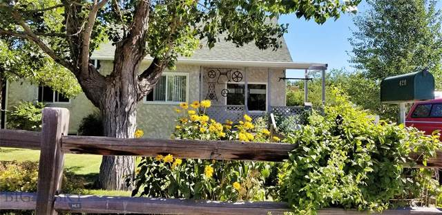 420 N 8th, Livingston, MT 59047 (MLS #349542) :: L&K Real Estate
