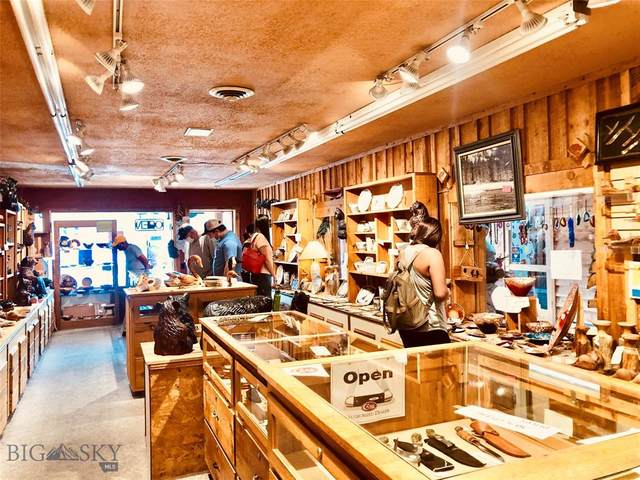 Unit #1 Outpost Mall-Yellowstone Avenue, West Yellowstone, MT 59758 (MLS #349545) :: Hart Real Estate Solutions