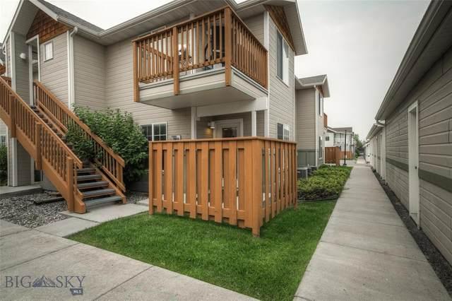 877 Forestglen Drive 5C, Bozeman, MT 59718 (MLS #349559) :: Hart Real Estate Solutions