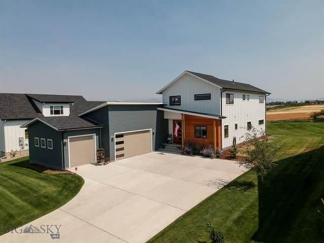 853 Arrow Trail, Bozeman, MT 59718 (MLS #349570) :: Black Diamond Montana