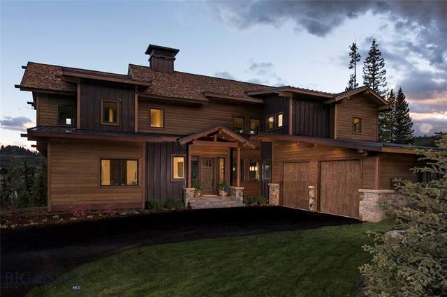 453 Outlook Trail, Big Sky, MT 59716 (MLS #349576) :: Hart Real Estate Solutions