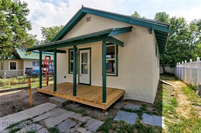 302/304 S K Street, Livingston, MT 59047 (MLS #349587) :: Hart Real Estate Solutions